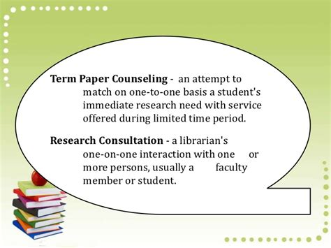 2 Term Paper by Term Paper Counseling