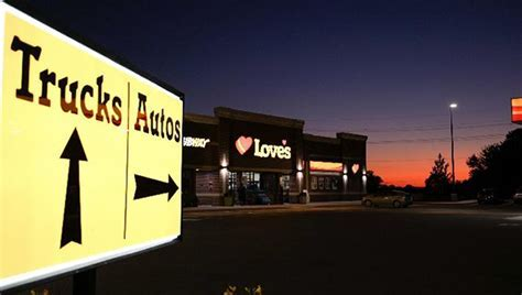 Love?s Travel Stop plans to build inside the industrial