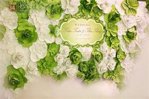 Wedding Backdrop Green by Backdrop For Green Wedding Wedding Backdrop Ideas
