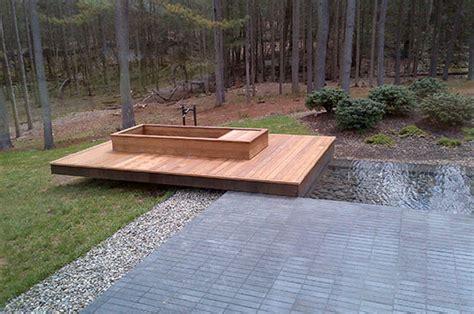 outdoor tub wooden bathtubs luxury wood tubs our portfolio