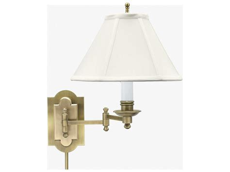 house of troy lighting house of troy club swing arm light htcl225