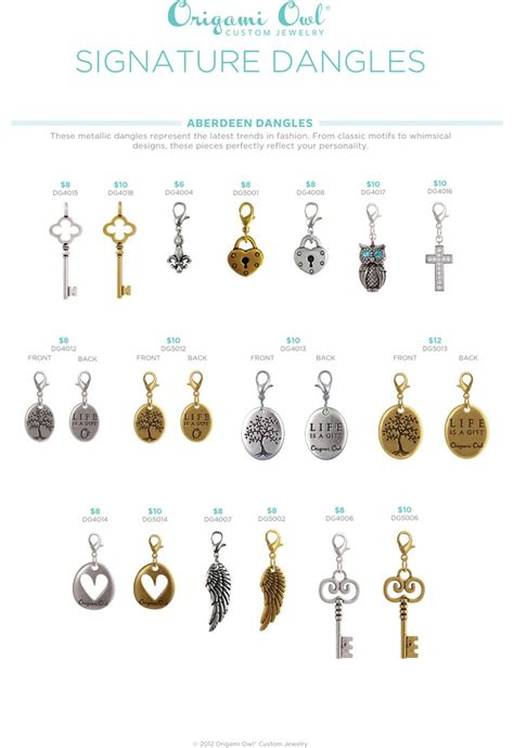 origami owl dangle 254 best origami lockets images on living