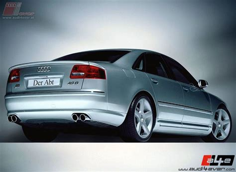 Audi A8 D3 Tuning by A4e Gallery Audi A8 D3 Audi A8 D3 Tuning Abt As8