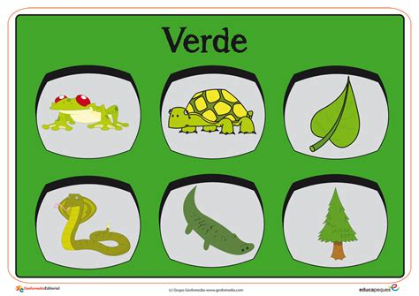 imagenes de niños verdes cartel con el color verde para ni 241 os