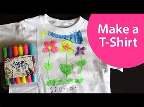 how to design a t shirt craft show for