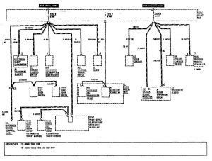 mercedes benz ce   wiring diagrams fuse panel carknowledgeinfo