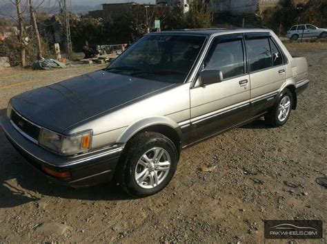 Toyota Corolla 1986 For Sale Toyota Corolla 1986 For Sale In Lahore Pakwheels