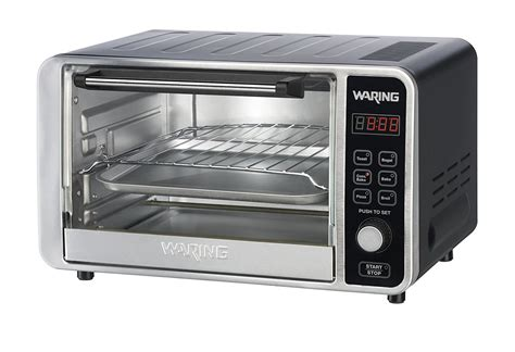 Best Deals On Toaster Ovens Waring Pro Digital Convection Toaster Pizza Oven