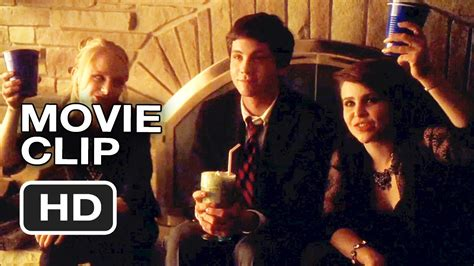 film charlie z emma watson the perks of being a wallflower movie clip a toast to