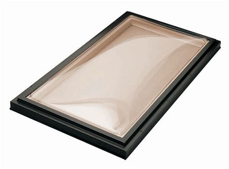columbia skylights 2 ft x 3 ft fixed curb mount