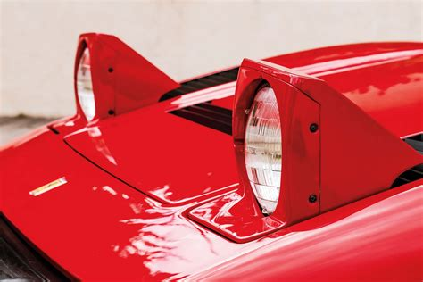 ferrari headlights at 1986 toyota mr2 vs 1985 ferrari 308 gtsi qv comparison