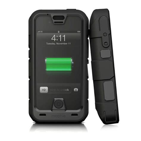 most rugged iphone mophie introduces and rugged iphone with built in battery mac rumors