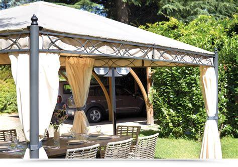 gazebo in ferro 3x4 gazebo 3x4 in ferro da giardino completo di tende laterali