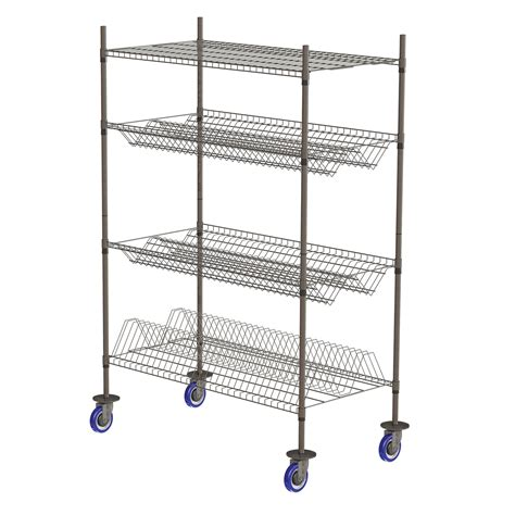 Wire Storage Rack by Storage Shelving Wtdr Wire Tray Drying Racks
