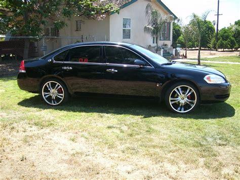 2008 impala on rims 2008 impala rims gallery