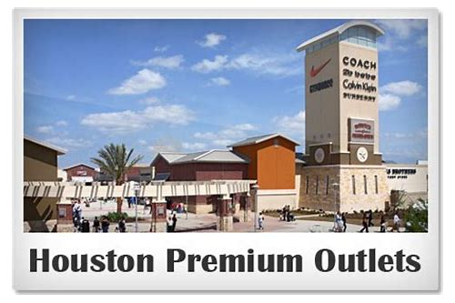 premium outlets houston tx coupons