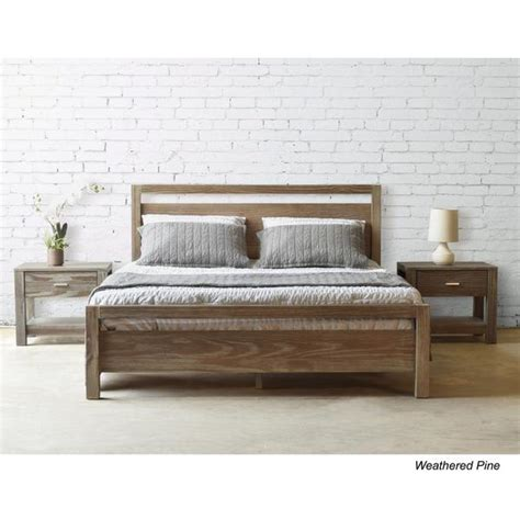 loft queen platform bed grain wood furniture