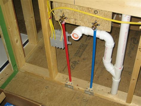 What Is Pex In Plumbing by Plumbing A Bathroom With Pex Bathroom Trends 2017 2018