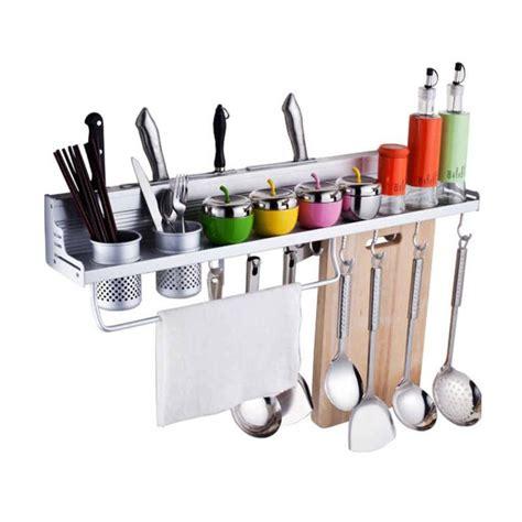 Rak Peralatan Dapur jual meilyngiftshop aluminium rak dinding dapur