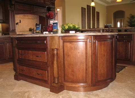 corbels and kitchen island legs used in a timeless kitchen