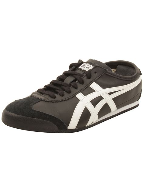 Asics Mexico66 Original 11 onitsuka tiger by asics mexico 66 sneakers in black white