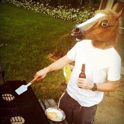 funny horse head mask funnymadworld 17 best images about geek stuff on pinterest shops