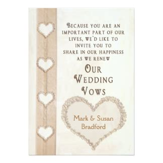 Vow Renewal Wedding Invitations Yourweek 9afaa3eca25e Vow Renewal Invitation Templates Free