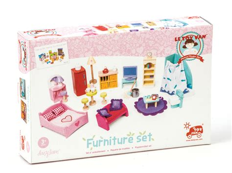 le toy van dolls house furniture discover our new le toy van wooden doll house furniture