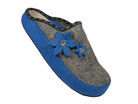 swedish slippers womens pink blue luxury felt swedish clog look