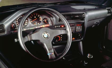 bmw e30 m3 interior car and driver