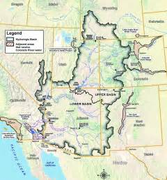 colorado river world map ground water is depleting in the colorado river basin
