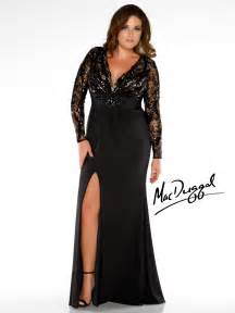 plus size formal dresses with sleeves trendy dress
