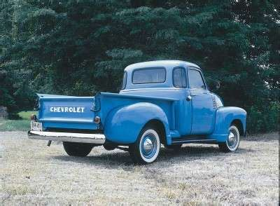 1950 chevrolet truck | howstuffworks