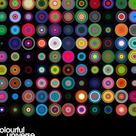 Colourful Arts Series 17 colourful universe excites the portfolio of simon c page