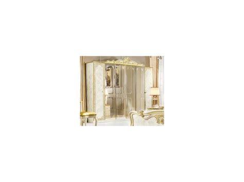 Wardrobe Package Deals by Leonardo 6 Door Wardrobe With Mirror Italian Classic