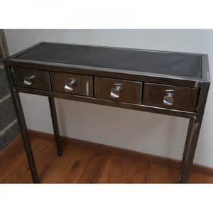 console design metal console metal meuble console table console design