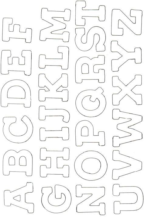 Buchstaben Drucken by Buchstaben Zum Ausdrucken Und Ausschneiden