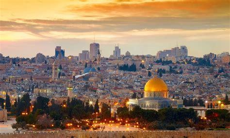 tour of israel with airfare from gordon tours in tiberias groupon getaways