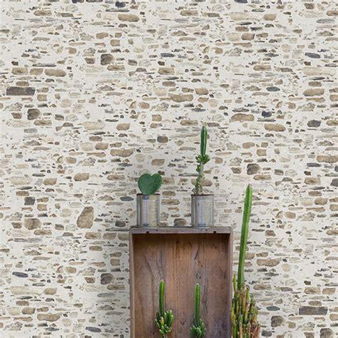 Mur De by Papier Peint Mur De Pierres