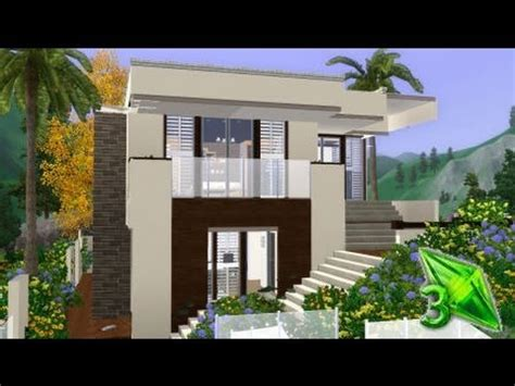 sims 3 house designs modern the sims 3 house designs modern oasis aspire outlook youtube