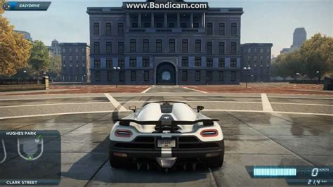 koenigsegg agera r need for speed most wanted location need for speed most wanted 2 koenigsegg agera r youtube