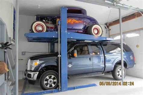 Garage Car Storage Lift by Vehicle Storage Lifts Pictures To Pin On Pinsdaddy