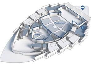 floorplans capacities amp dimensions organise sec glasgow