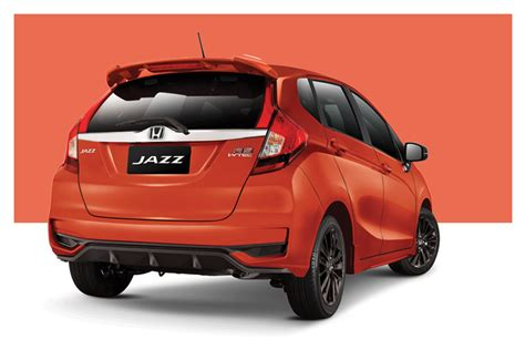 Set Jazz Rs honda ph finally brings in the facelifted jazz rs but