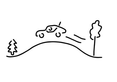 Rally Autorennen by Quot Ralley Rallye Autorennen Offroad Quot Grafik Illustration Als
