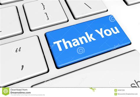 Thank You Letter Key Stage 1 thank you key stock illustration image 58387230