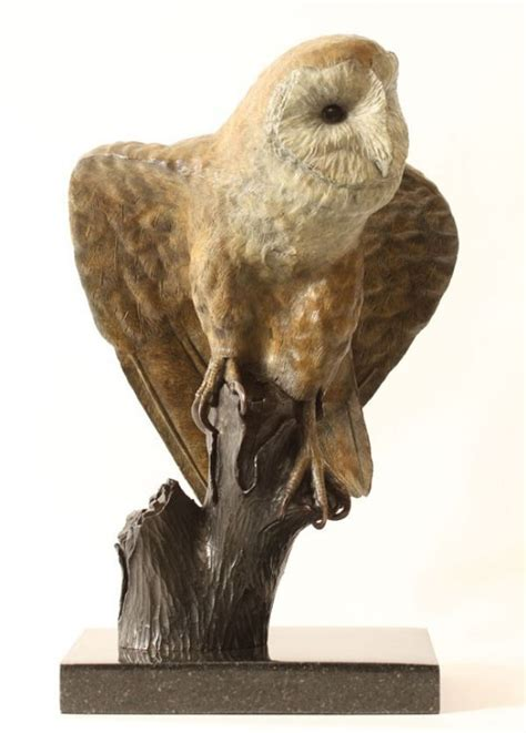 bronze birds sculptures  statue  artist bill prickett