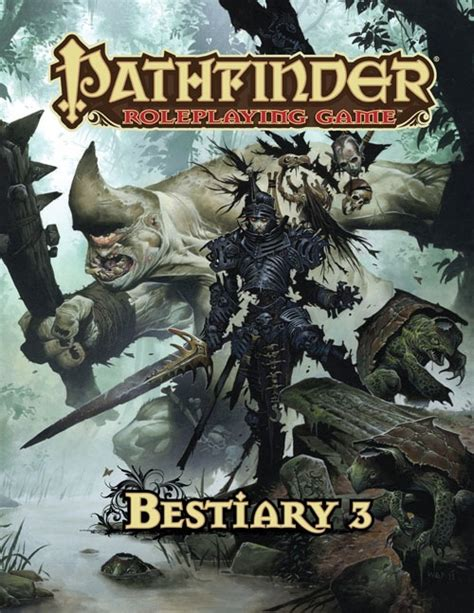 libro monsters a bestiary of paizo com pathfinder roleplaying game bestiary 3 ogl