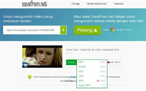 cara download video tanpa software android di cara download video youtube di hp android dan pc tanpa