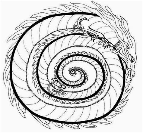 snake mandala coloring pages celtic mandala coloring pages coloring home